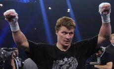 Krievu boksera Povetkina analīzēs atklāj meldoniju; WBC titulcīņa zem jautājuma zīmes