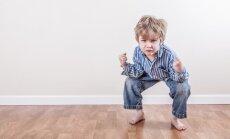 Kauliem, zobiem, nerviem un muskuļiem: cik kalcija un D vitamīna nepieciešams mazulim