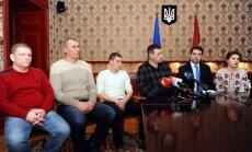 Ukrainā ievainotais karavīrs: mūsu valstīm nepieciešams turēties kopā