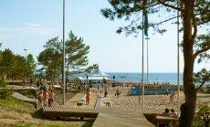 Saulkrasti - saulainākā vieta Latvijā. Apskates objekti un jau gatavi maršruti vecās Neibādes iepazīšanai