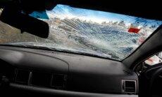 В аварии на шоссе Рига— Сигулда по вине пьяного водителя пострадали дети