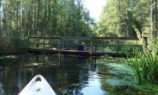 Ķemeru nacionālais parks no cita skatupunkta: rudens laivu brauciens pa Vēršupīti un Vecsloceni