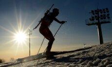 Krievijas biatlonisti uzvar Pasaules kausa vēsturē pirmajās pāru jauktās stafetes sacensībās