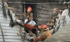 Ņujorkas štatā ugunsgrēkā bojā gājuši seši cilvēki