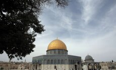 Kerijs: Izraēla piekrīt novērošanas kameru uzstādīšanai Aksas mošejas kompleksā