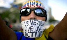 Venecuēlas tiesa atceļ plānu no parlamenta pārņemt likumdošanas varu