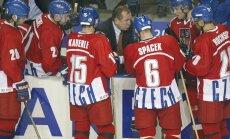Mūžībā aizgājusi Čehijas hokeja leģenda Josefs Augusta