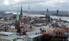 Эксперты прогнозируют дальнейшее снижение цен на жилье в центре Риги