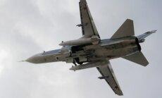 Taktiskais bumbvedējs Su-24: Ko tas spēj