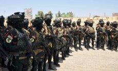 Karte: Irākas spēki lenc Mosulas vecpilsētu