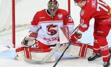 Slovēnijas, Baltkrievijas un Francijas hokeja izlases gūst otrās uzvaras OS kvalifikācijas turnīru cīņās
