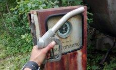 Vai te var dabūt degvielu: DUS no kolhozu laikiem Vidzemē