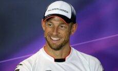 Batons nākamsezon paliks 'McLaren' vienībā, taču nestartēs F-1 čempionātā