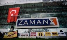 Turcijas valdība pārņem lielāko opozīcijas laikrakstu