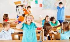 Agresīva, depresīva un trauksmaina skolēna uzvedība: izpausmes un pieaugušā rīcība