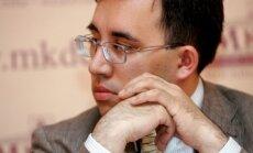 Kremlim labvēlīgajam vēsturniekam Djukovam liedz iebraukt Lietuvā uz grāmatas prezentāciju