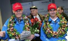 Unikālais 'OSCar eO' izpelnījies milzīgu interesi Dakaras rallijreidā