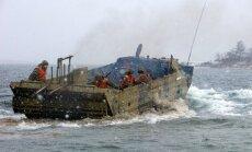 Krievija pie Ukrainas robežas pēkšņi veic karaspēka kaujas gatavības pārbaudi