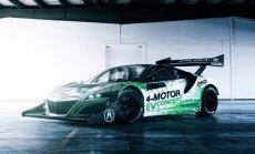 'Honda' prezentējusi savu 1500 ZS elektromobili Paikspīkas sacensībām