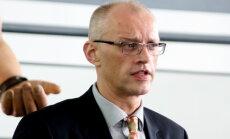 Уволенный с поста мэра Юрмалы Трукснис снова занял эту должность