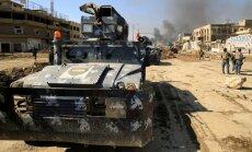 Irākas spēki pārņem kontroli pār otro Mosulas tiltu