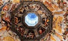 Tūristi varēs atstāt virtuālus grafiti slavenā Florences doma kupolā