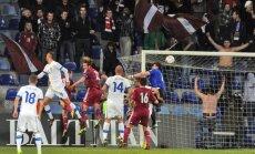 Latvijas futbola izlase aizvadīs pārbaudes spēli ar EURO 2016 dalībnieci Slovākiju
