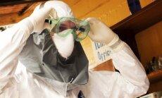 Aizdomās par Ebolas vīrusu Krievijā hospitalizēti divi studenti