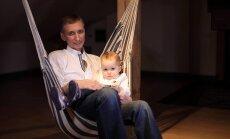 Lai glābtu trīsgadīgās Nikolas tēti, pietrūkst vēl 17 tūkstoši eiro