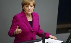 Меркель призвала Путина усмирить сепаратистов