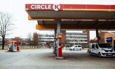 ФОТО: Statoil уходит из Латвии, приходит Circle K
