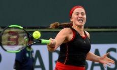 Майами: Остапенко во втором круге победила венгерку, Джокович проиграл впервые за 5 лет