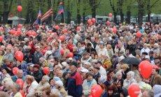 Rīgā tomēr notiks viens 9. maija gājiens