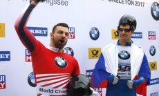 Martins Dukurs kļūst par pieckārtējo pasaules čempionu
