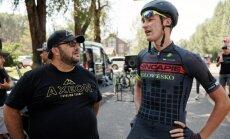 Riteņbraucējam Flaksim trešā vieta UCI kategorijas sacensībās ASV