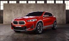 BMW parādījis gaidāmā 'X2' apvidnieka veidolu