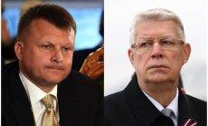 Zatlers Šleseram nav lūdzis atbalstu pārvēlēšanai prezidenta amatā, secina prokurors