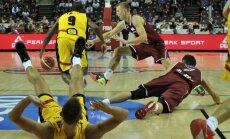 Сборная Латвии начинает чемпионат с красивой победы (ФОТО)