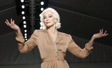 Pasaulē visvecākā modele svin 84. dzimšanas dienu