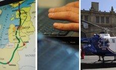 10 марта. Проект Rail Baltica не отменят, все об интернет-троллях, крушение вертолетов в Аргентине