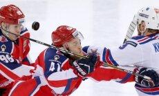 CSKA atspēlējas un panāk izlīdzinājumu sērijā pret Znaroka vadīto SKA