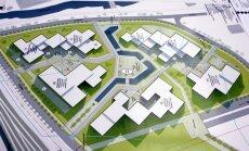 LU: 'Skonto Būves' sūdzība par Akadēmiskā centra būvniecību - nepamatota