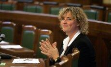 No Latvijas pārstāvētajiem EP deputātiem viskūtrāk balsojumos piedalījusies Grigule