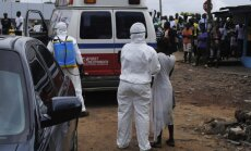 ASV uz Libēriju nosūtīs 3000 karavīrus cīņai ar Ebolas vīrusu