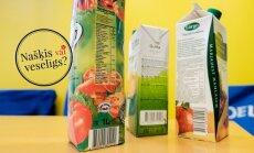 Uztura speciāliste skaidro: augļu un dārzeņu sulas ir našķis vai veselīgs produkts