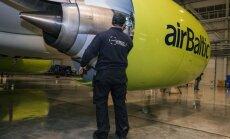 airBaltic возвращает на рейсы отозванные из-за дефектов самолеты Bombardier CS300