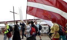 Pirmie svētceļnieki sāks svētceļojumu uz Aglonu
