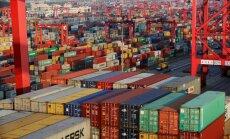 Baltais nams kritizē Ķīnas tarifus ASV precēm