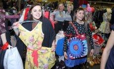 Foto: Iepirkšanās fanes šturmē lielo 'Andeli Mandeli'