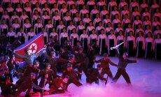 Ķīna un ASV vienojas par sankcijām pret Ziemeļkoreju